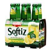 Bière citron Falsbourg Sans alcool - 6x33cl