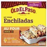 Kit pour Enchiladas au four Old el Paso