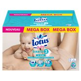 Couches taille 3 : 4-9 kg Lotus Baby
