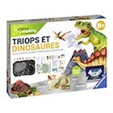 Ravensburger Triops et Dinosaures Maxi  - Dès 8 ans