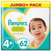 Couches Pampers Premium T4 + x62