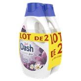 Lenor Lessive liquide 2en1  Dash Lavande&Camomille 2x23 - 2.53L