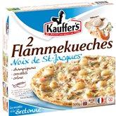 Kauffer's Flammekueche Kauffer's Noix de St Jacques - 2x250g