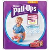 Huggies Culotte  Pull-Ups Garçon S 8-15kg x29