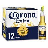 Corona Extra Bière blonde Corona 12x35.5cl