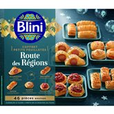 Blini Petits feuilletés Atelier Blini Coffret de nos régions - 485g