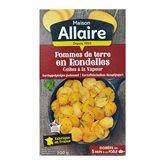Allaire Pommes de terre de consommation Allaire Rondelles - 500g