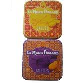 Mère Poulard Coffret biscuits  Sablé - 250g/Galet. cara - 250g