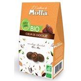 Motta Coeur de chocolat Motta Bio - sachet 125g
