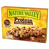 Valley Barre de céréales Nature Valley Chocolat & Cacahuetes - 4x40g
