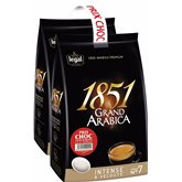 Legal Grand Arabica Intense  2x50 dosettes - 694g
