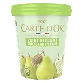 Carte d'Or Crème glacée  Poire Williams - 293g