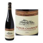 Saumur Champigny AOP Saumur Champigny Vin rouge Les Caractères - 75cl