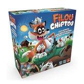 Goliath Filou Chiptou (2 à 4 joueurs) Jeu de société - Dès 4 ans
