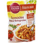 Gayelord Hauser Torsade Gayelord Hauser Boeuf bolognaise doypack - 250g
