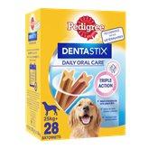 Pedigree Biscuits Dentastix Pedigree Grand chien - x28 - 1080g