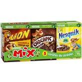 Nestlé Céréales mix Nestlé 5x30g + 1x40g