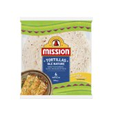 Mission Foods Tortilla grillé Mission Blé Nature - 240g