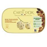Carte d'Or Carte d'or crème glacée Rhum raisin-506g