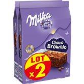 Milka Milka Brownie 2x180g