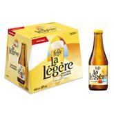 Leffe Bière blonde La Légère Leffe 5% Vol - 12x25cl