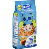 Bjorg Crousti Stars Honey Bjorg Bio - 375g