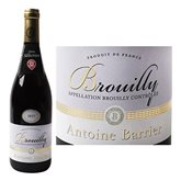 Antoine Barrier Vin rouge Antoine Barrier Brouilly AOC - 75cl