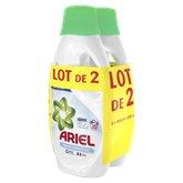 Ariel Lessive liquide Ariel peaux sensibles 2x30 doses - 2x1,65L