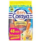 Coraya Surimi Petits Coraya Sauce mayonnaise x48 - 474g