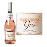 Rives et Terrasses Vin rosé Rives & Terrasses Gris de gris IGP - 75cl