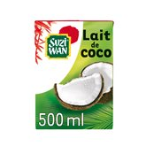 Suzi Wan Lait de coco Suzi Wan 500ml
