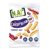 [N.A!] Nature Addicts Soufflés à base de haricot N.A! Crisp'Bean finement salé - 50g