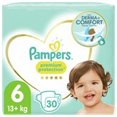 Pampers Couches Pampers Premium T6 - x30