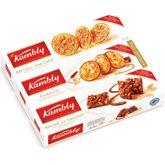 Kambly Panaché de biscuits Kambly 3 variétés - 303g