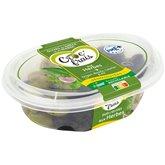 Croc' frais Olives apéritives Aux herbes - 200g
