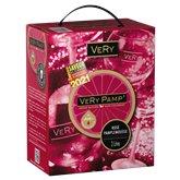 VeRy Boisson à base de vin rosé Very Pamp Pamplemousse - BIB 3L