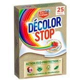 Eau Ecarlate Lingette Decolor Stop Eco protection - x25