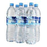 Eva Eau des landes de Gascognes, eau de source les 6 bouteille de 1,5 l